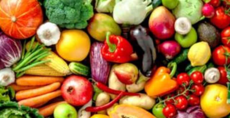 Ocho vegetales