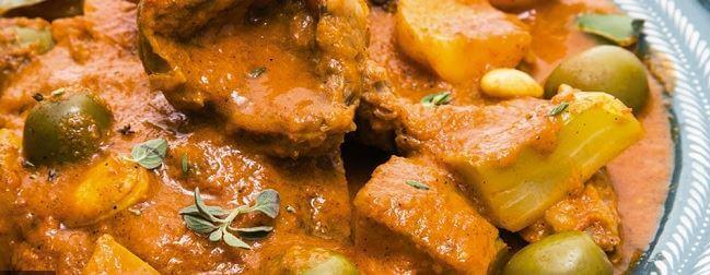 Rica receta de estofado de res estilo chiapaneco